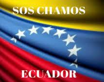 SOS Chamos Ecuador - donaciones de pasajes para hermanos venezolanos