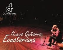 Nuevo disco de Darío Torres! #NuevaGuitarraEcuatoriana
