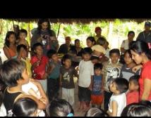 Primera batalla contra la desnutrición crónica en los niños Amazónicos