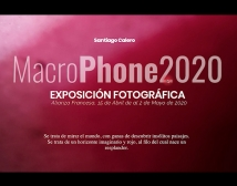 MacroPhone2020, Exposición Fotográfica