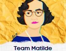 Revivamos a Matilde Hidalgo ¡Juntos decimos #MatildeHidalgoViveEnMi!
