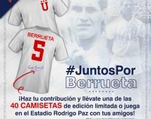 #JuntosPorBerrueta
