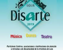 """IV Festival de Artes Escénicas """"DISARTE LOJA 2019"""""""