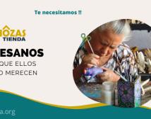 Chozas productos hechos a mano por artesanos del País