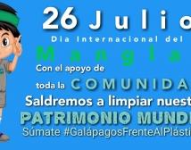 #GalapagosFrentealPlastico