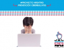 #SiCompartesEresParte - PrevenciónCyberBullying