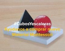 #CubosYescaleras